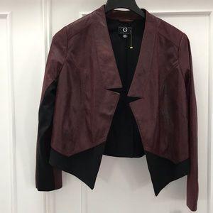 G by Giuliana sweater jacket size M